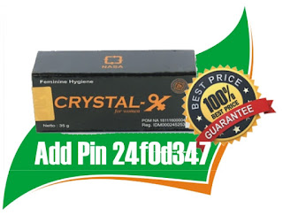 paket hamil crystal x dan herbastamin nasa