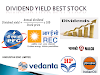 Do you know this dividend yield best stock company name ?..... Safe heaven story....