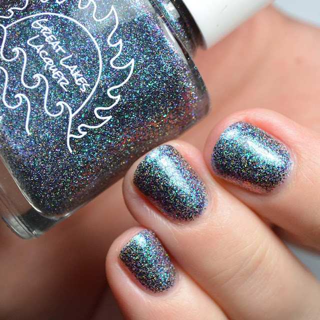 color shifting glitter nail polish