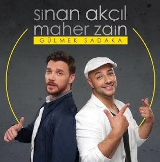 Sinan Akçıl'ın Maher Zain ile beraber seslendirdiği yeni şarkısı Gülmek Sadaka sözlerini sitemizde bulabilir ve şarkıyı dinleyebilirsiniz.