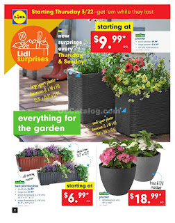 Lidl Weekly Ad March 22 - 28, 2018