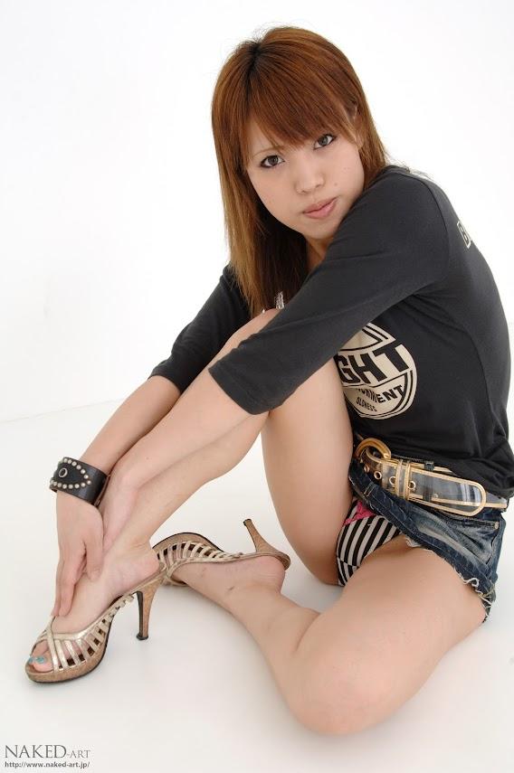 Naked-Art Photo No.00050 Yui Uehara 上原結衣 naked-art 09170