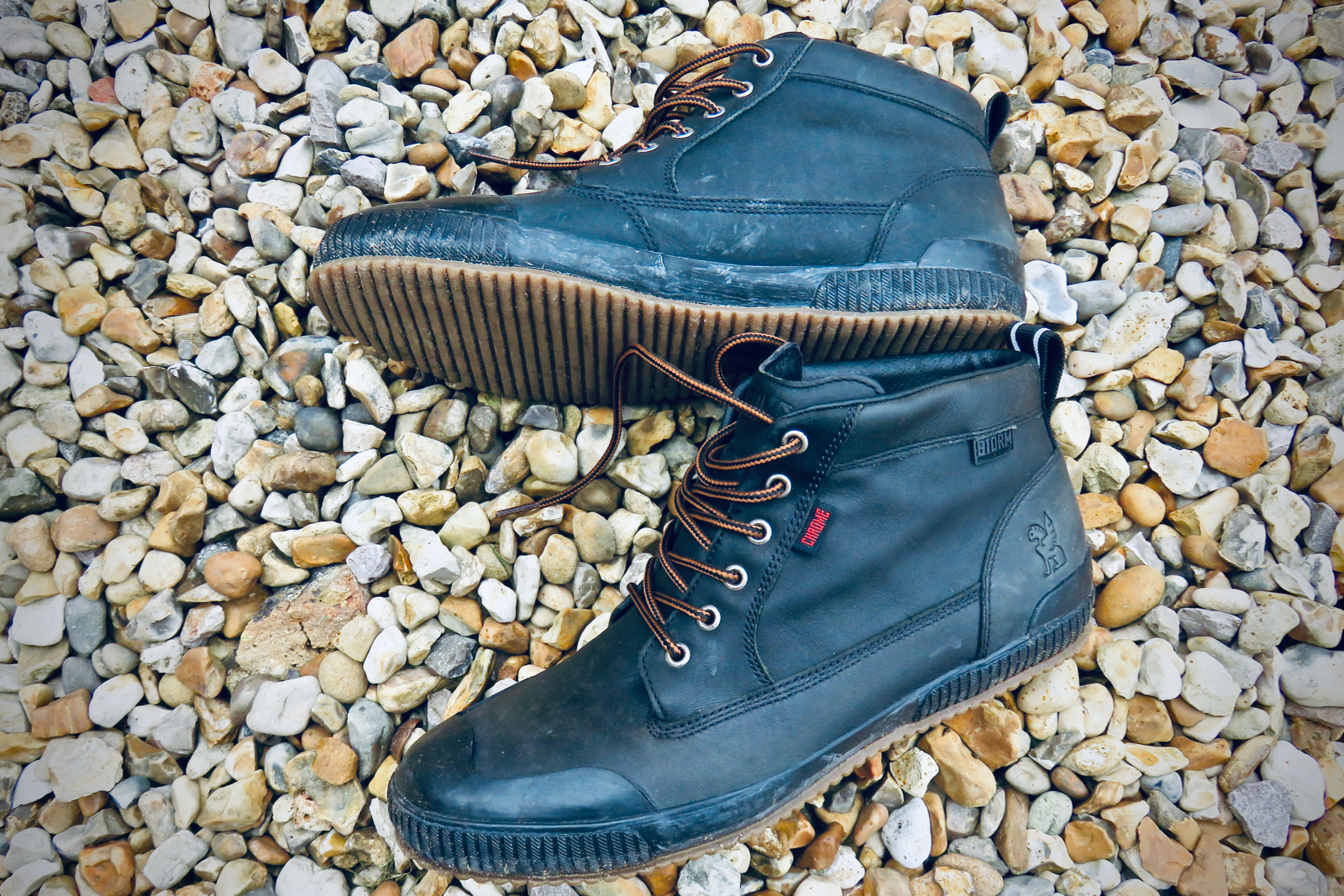 Chrome Storm 415 Workboot Review