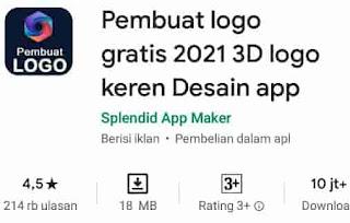 aplikasi bisnis online logo maker app