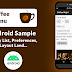Android App, using Array List, Preferences and Layout Land