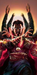 Doctor Strange Mobile HD Wallpaper