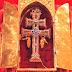 La Cruz de Caravaca, un fragmento de la verdadera cruz en la que Jesús fue crucificado
