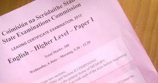 leaving cert english exam tips