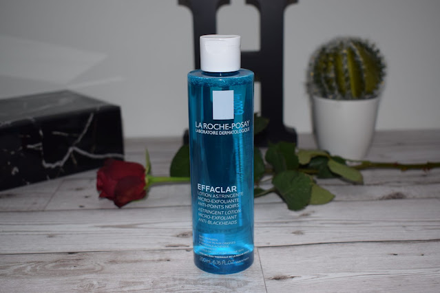 Hello Skin La Roche-Posay Effaclar astringent lotion