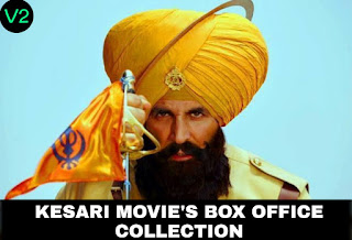 Akshay Kumar - Kesari Earns a Huge Money in a Short Period, See the Details