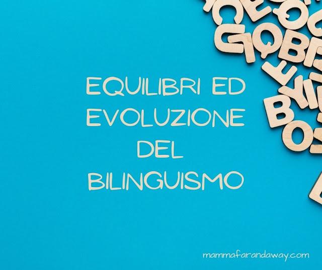bilinguismo bambini