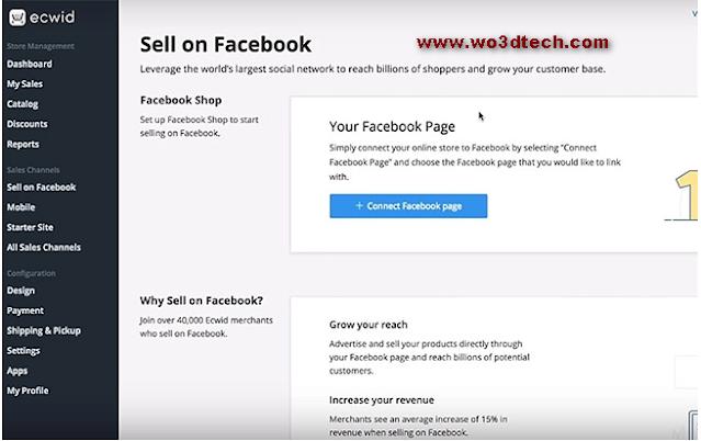 يمكنك بيع العناصر الخاصة بك على Facebook