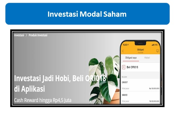 Investasi Modal Saham