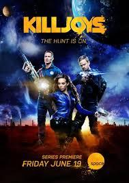 Assistir Killjoys 1 Dublado e Legendado