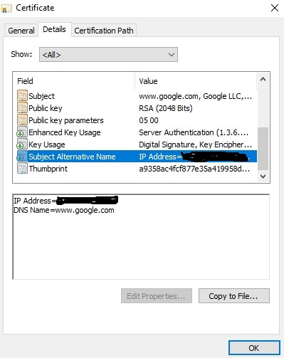 how to find ipv4 address in google domain to create subdomain