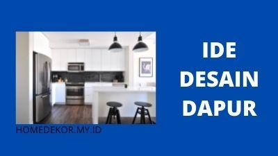 Desain Dapur Populer