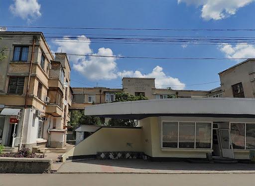 Дом №1 на бульваре Ленина в Симферополе
