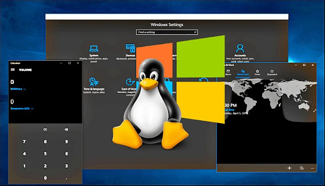 Linux da Microsoft WLinux