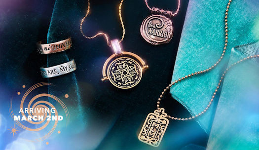 315bc5c98e6c9 The Qwillery: Disney's A Wrinkle In Time Collection by ALEX AND ANI