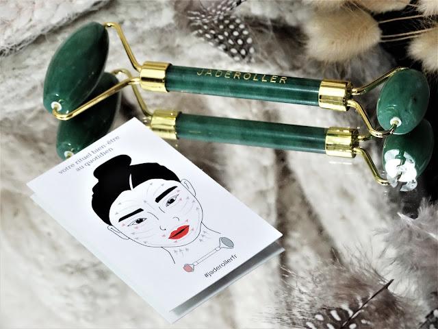 avis rouleau de jade jade roller, jade roller rouleau de jade avis, bienfaits rouleau de jade, rouleau de jade efficacité, jade roller review, soin naturel anti-ride