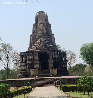 खजुराहो के प्रसिद्ध मंदिर - Famous temples of Khajuraho