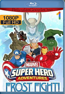 Marvel Super Hero Adventures: Frost Fight! (2015) [1080p BRrip] [Latino-Inglés] [LaPipiotaHD]