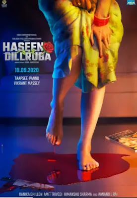 Haseen Dillruba Movie Review and Spoilers - IMDB Rating, mystery thriller, Vinil Mathew