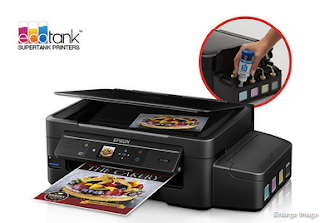 Epson Expression ET-2500 EcoTank Printer Driver Download