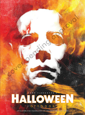 Printed in Blood John Carpenter's Halloween Artbook
