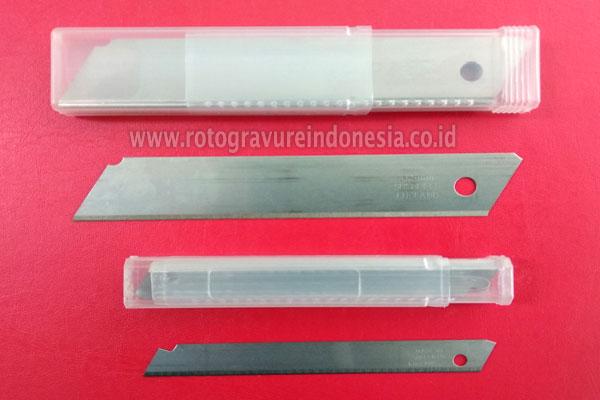 razor blade non segmented