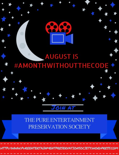 August is #AMonthWithoutTheCode!