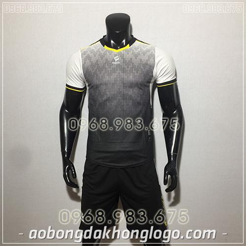 Áo bóng đá ko logo Egan Cli màu trắng