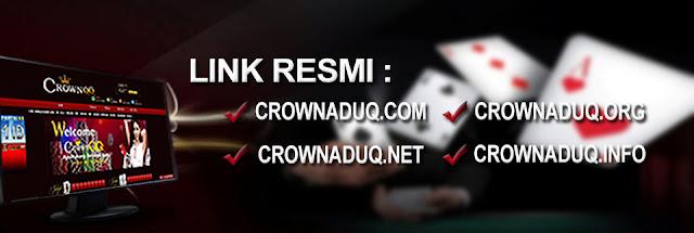 CrownQQ Agen DominoQQ BandarQ dan Domino99 Online Terbesar