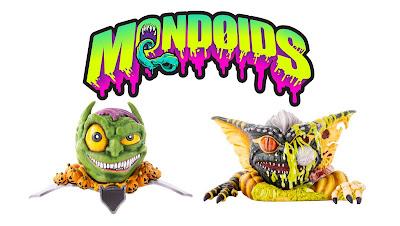 Mondoids Vinyl Figures Series 1 by Scarecrowoven x Mondo