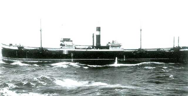 SS Ninuccia, sunk on 28 January 1942 worldwartwo.filminspector.com
