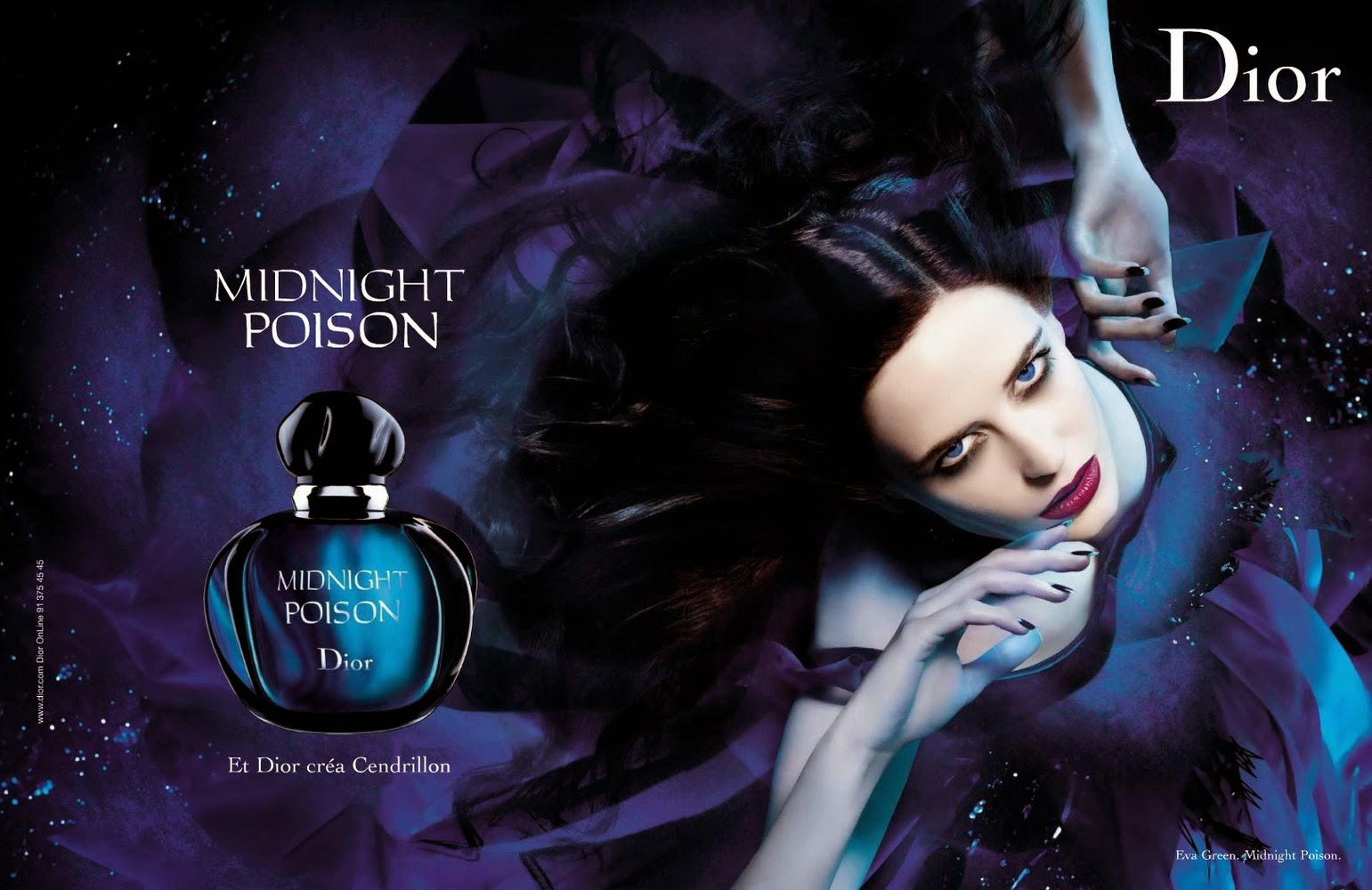 MIDNIGHT POISON COMERCIAL