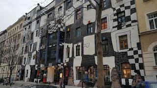 Friedensreich Hundertwasser Kunst House, Museum Vienna