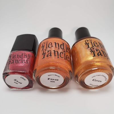 fiendish fancies polish, indie polish, indie brands