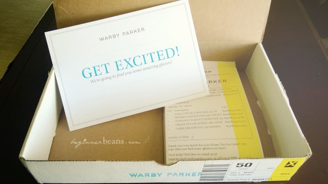 men's glasses from warby parker