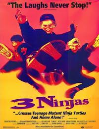 Tres pequeños ninjas (1992)