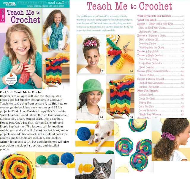 Cool Stuff to Crochet Easy projects and Crochet patterns for beginners