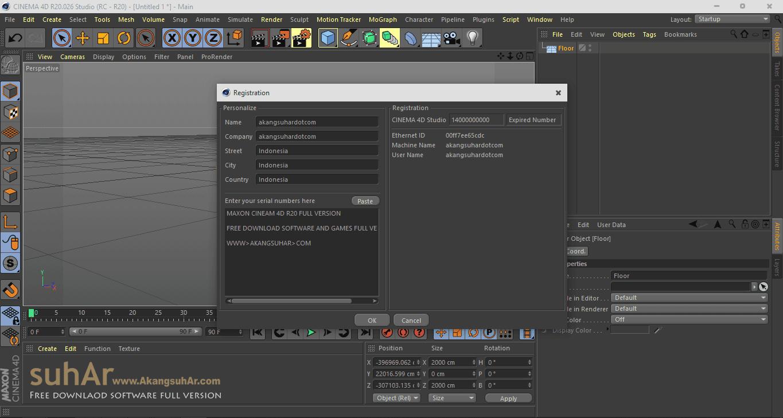 Download Maxon CINEMA 4D Studio R20 Final Latest Version, Maxon CINEMA 4D Studio R20 Full Keygen, Maxon CINEMA 4D Studio R20 Offline Installer, Maxon CINEMA 4D Studio Terbaru