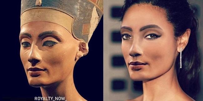 Queen Nefertiti/Royalty Now/Reprodução