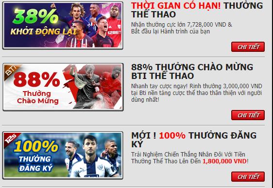 Tin nổi không: Thưởng thể thao 226% tại 12BET Thuong%2Bchao%2Bmung
