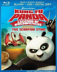 Kung Fu Panda: Legends Of Awesomeness Vol.3