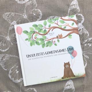 Erinnerungsbuch: Unser erstes gemeinsames Jahr