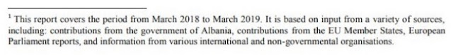 European Commission report recommends the opening of negotiations for Albania and North Macedonia