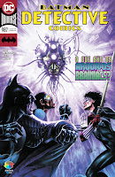 DC Renascimento: Detective Comics #987
