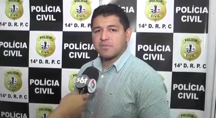 Pedreiras: Pai é preso por suspeita de abusar das próprias filhas.