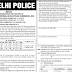 Delhi Police Head Constable Recruitment Notification 2019 PDF (554 Vacancies)